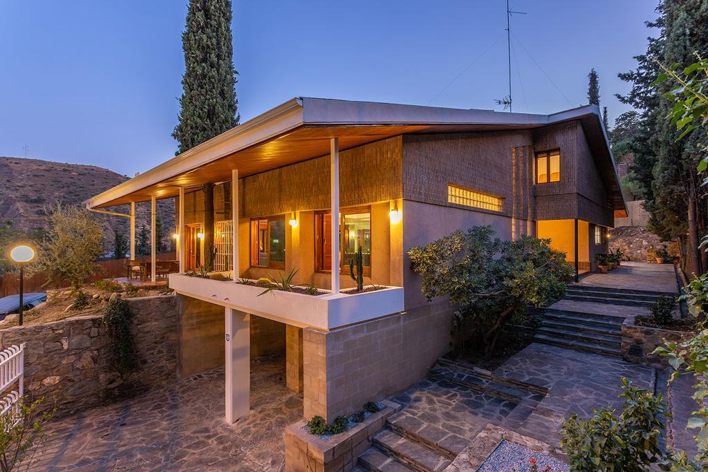 Casa de los Cantos view