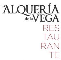 Portada Carta restaurante La Alqueria de La Vega